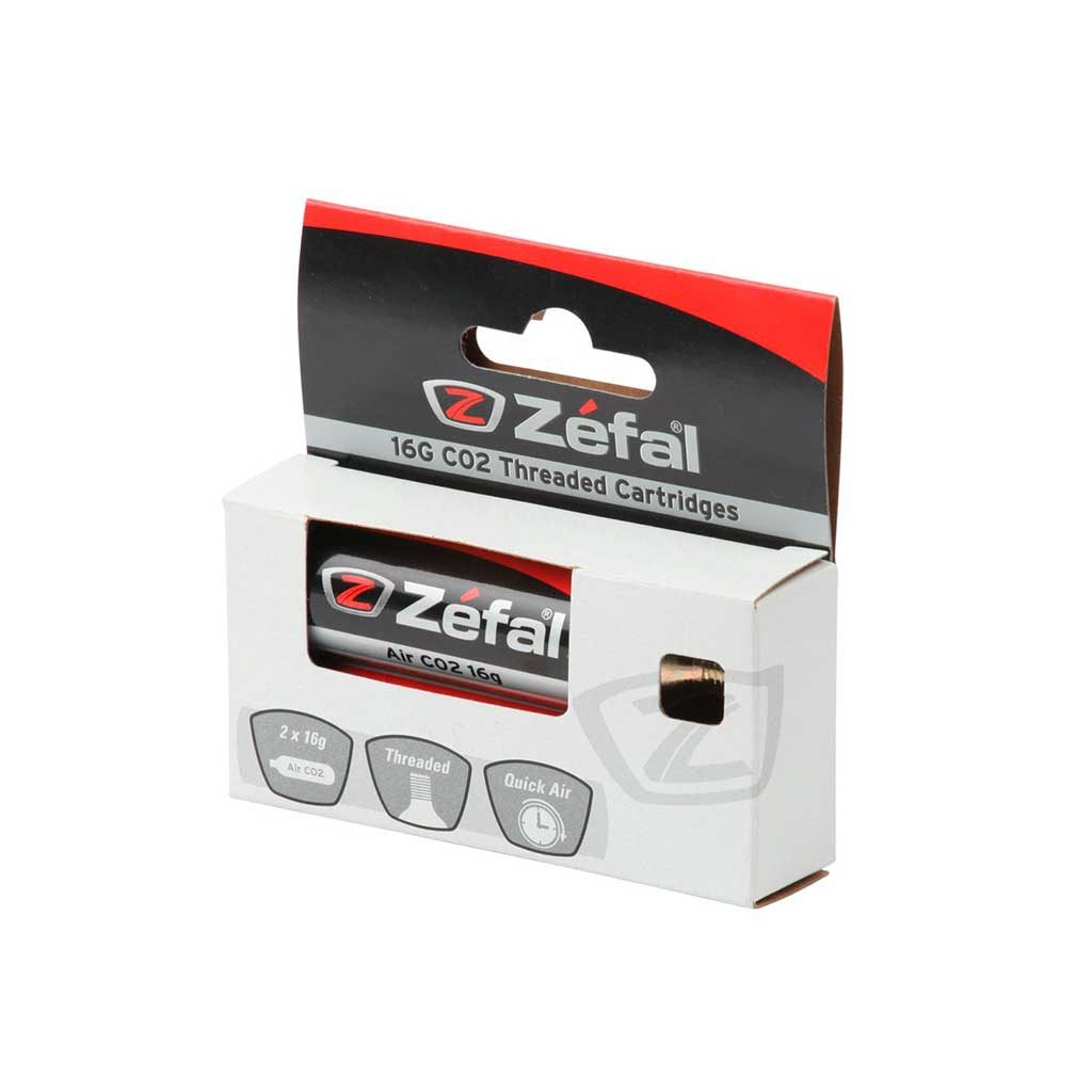 Triathlon Deportes - Cartucho de CO2 25G Zefal 1